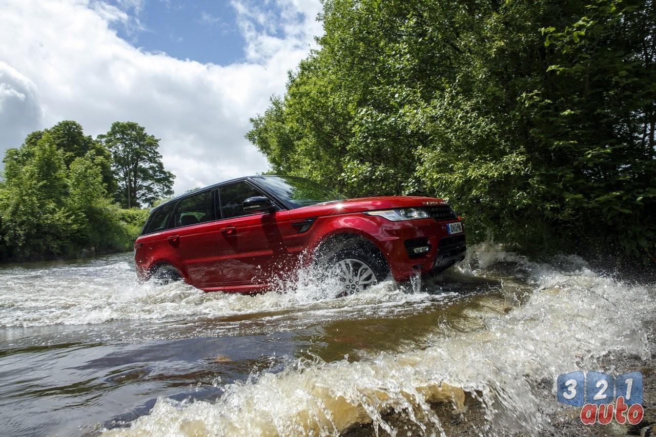 Essai du nouveau Range Rover Sport (2014)