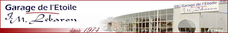 Garage de l 39 etoile services for Garage pont de l etoile