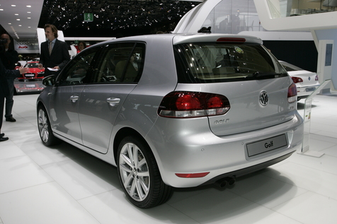 le mondial de l 39 automobile 2008 l 39 argus de l 39 automobile photos volkswagen golf vi 5. Black Bedroom Furniture Sets. Home Design Ideas