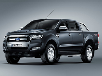 FORD Ranger 3.2 TDCi 200ch Double Cabine Limited BVA