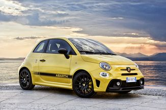 ABARTH 500 1.4 Turbo T-Jet 145ch 595 MY17 BVA
