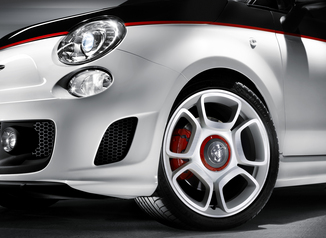 fiche technique abarth 500c 1 4 turbo t jet 160ch 595 competizione bva l 39. Black Bedroom Furniture Sets. Home Design Ideas