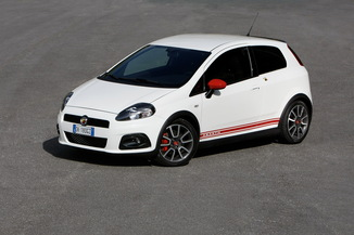 ABARTH Grande Punto 1.4 Turbo T-Jet 180ch Abarth SuperSport