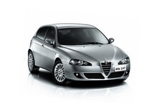 actualit alfa romeo 147 l argus. Black Bedroom Furniture Sets. Home Design Ideas