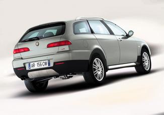 Fiche Technique Alfa Romeo Crosswagon Q4 1 9 Jtd150 Multijet Selective L Argus Fr