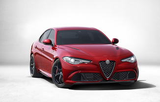 ALFA ROMEO Giulia 2.0 TB 200ch Business AT8
