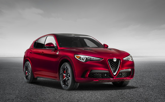 ALFA ROMEO Stelvio 2.0T 200ch Super Q4 AT8