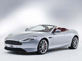 ASTON MARTIN DB9 Volante V12 5.9 540ch GT Touchtronic II
