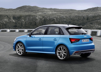 fiche technique audi a1 sportback 1 4 tfsi 125ch l 39. Black Bedroom Furniture Sets. Home Design Ideas