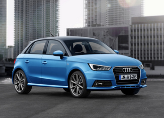 AUDI A1 Sportback 1.4 TDI 90ch ultra Ambition Luxe S tronic 7
