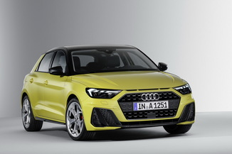AUDI A1 Sportback 30 TFSI 116ch Design Luxe S tronic 7