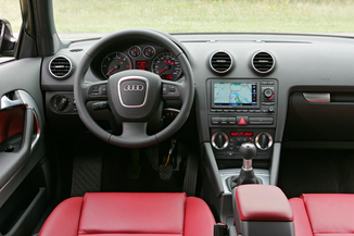 fiche technique audi a3 ii 2 0 tdi 136ch ambition luxe 3p l 39. Black Bedroom Furniture Sets. Home Design Ideas