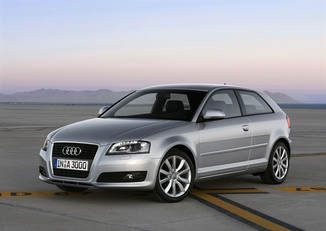 Audi A3 II 1.9 TDIe 105ch DPF Attraction 3p (04/2008)