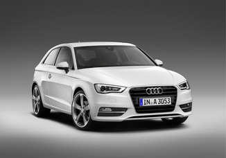AUDI A3 2.0 TDI 150ch FAP Attraction