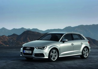 AUDI A3 Sportback 1.6 TDI 105ch FAP Attraction