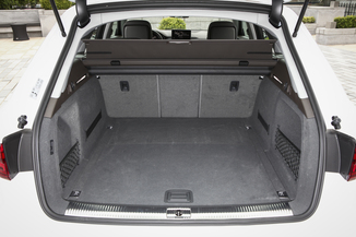 fiche technique audi a4 allroad v b9 2 0 tdi 163ch design luxe quattro s tronic 7 l 39. Black Bedroom Furniture Sets. Home Design Ideas