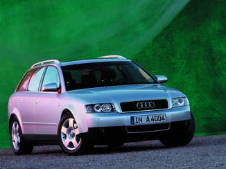 audi a4 audi a4 avant 1996 2001. Black Bedroom Furniture Sets. Home Design Ideas
