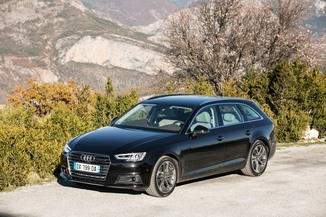 AUDI A4 Avant 1.8 TFSI 120ch Attraction