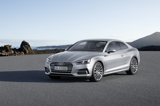 AUDI A5 1.4 TFSI 150ch Design Luxe S tronic 7
