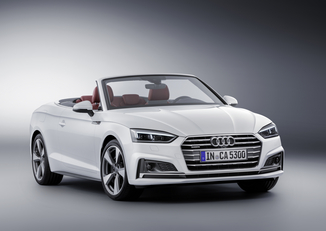 AUDI A5 Cabriolet 2.0 TFSI 252ch ultra S line quattro S tronic 7