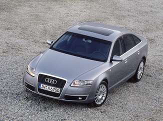 Audi A6 III (C6) 2.7 V6 TDI 180ch DPF Ambition Luxe (05/2005)