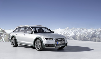 AUDI A6 Allroad 3.0 V6 TFSI 333ch Ambition Luxe quattro S tronic 7