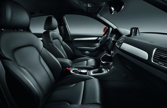 Fiche technique audi q3 2 0 tdi 140ch s line l 39 for Interieur q3 s line