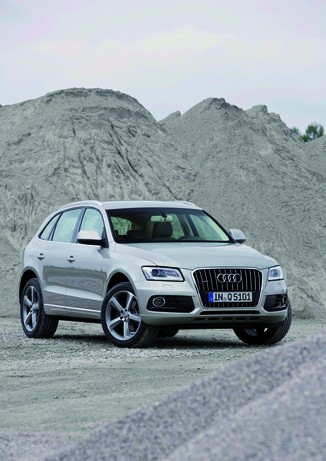 AUDI Q5 Génération I Phase 2 2.0 TDI 150ch clean diesel Advanced