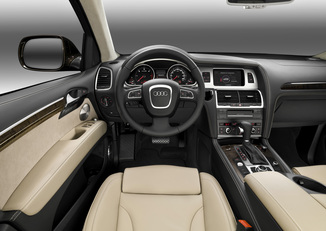 fiche technique audi q7 3 0 v6 tdi 245ch fap ambition luxe quattro tiptronic 7 places l 39. Black Bedroom Furniture Sets. Home Design Ideas