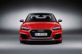 fiche technique audi rs5 ii 2 9 v6 tfsi 450ch quattro tiptronic 8 l 39. Black Bedroom Furniture Sets. Home Design Ideas