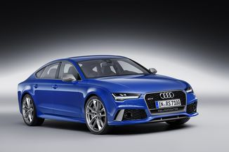 fiche technique audi rs7 sportback 4 0 v8 tfsi 560ch quattro tiptronic l 39. Black Bedroom Furniture Sets. Home Design Ideas