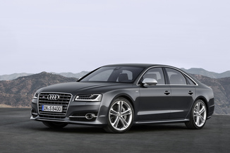 fiche technique audi s8 iii 4 0 v8 tfsi 520ch quattro tiptronic l 39. Black Bedroom Furniture Sets. Home Design Ideas