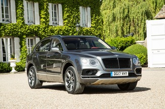 BENTLEY Bentayga 6.0 W12 Twin Turbo TSI 608ch First Edition