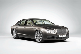 Conti Flying Spur