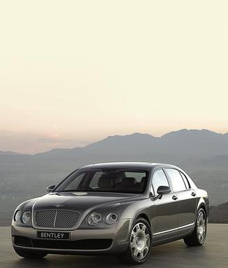 Bentley Continental Flying S