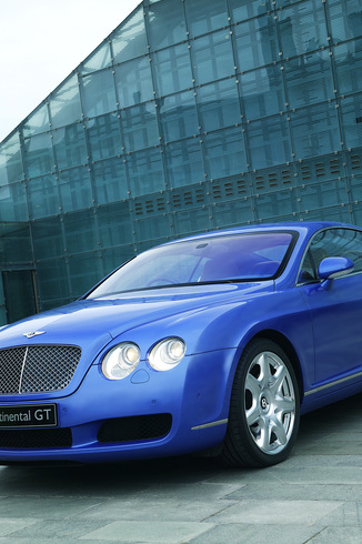 BENTLEY Continental GT 6.0 Supersport