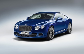 BENTLEY Continental GT V8 4.0 580ch GT3-R