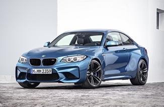 BMW M2 Coupé M2 370ch M DKG