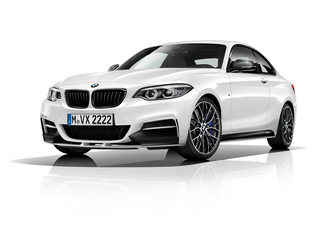 BMW M2 Coupé 3.0 410ch Competition
