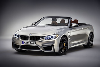BMW M4 Cabriolet M4 450ch Pack Competition DKG