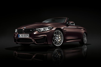 BMW M4 Cabriolet 3.0 450ch Pack Competition