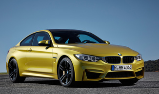 BMW M4 Coupé M4 450ch Pack Competition