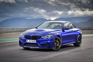 BMW M4 Coupé 3.0 450ch Pack Competition DKG