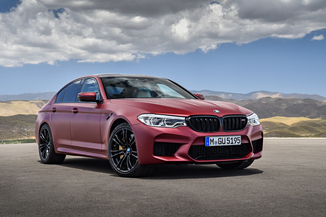 BMW M5 4.4 V8 625ch Competition M Steptronic Euro6d-T