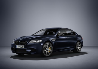 BMW M5 575ch Pack Competition DKG7