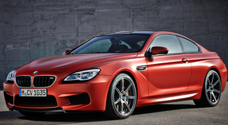 BMW M6 Coupe (2005 - 2017)