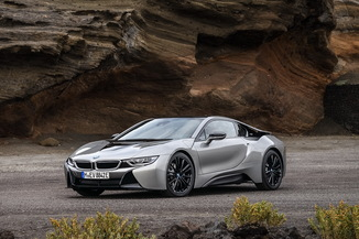 BMW M8 Coupe (2019 - 2021)