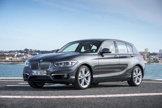 BMW 1 Série F20 5 porte berline 2011 /> 1.5 1.6 2.0 Arrière Plaquettes De Frein W123-H47-T17.3