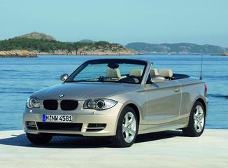 BMW Série 1 Cabriolet 120d 177ch Sport Design