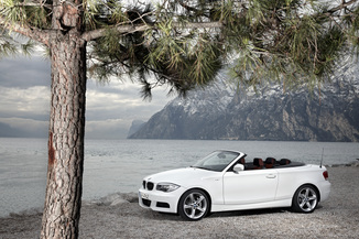 BMW Série 1 Cabriolet 118d 143ch Edition Exclusive